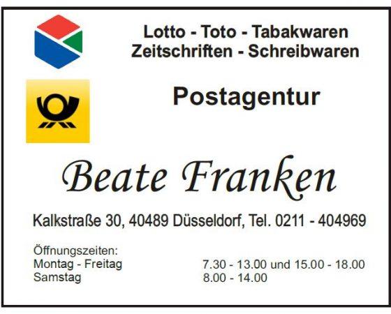 Postagentur Beate Franken