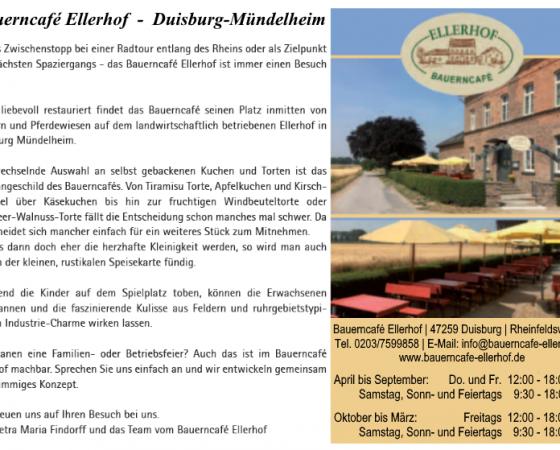 Bauerncafé Ellerhof