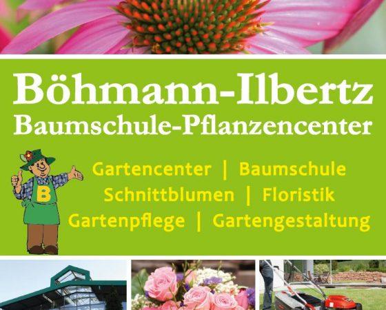 Böhmann-Ilbertz – Gartencenter