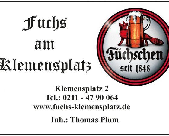 Fuchs am Klemensplatz – Gaststätte