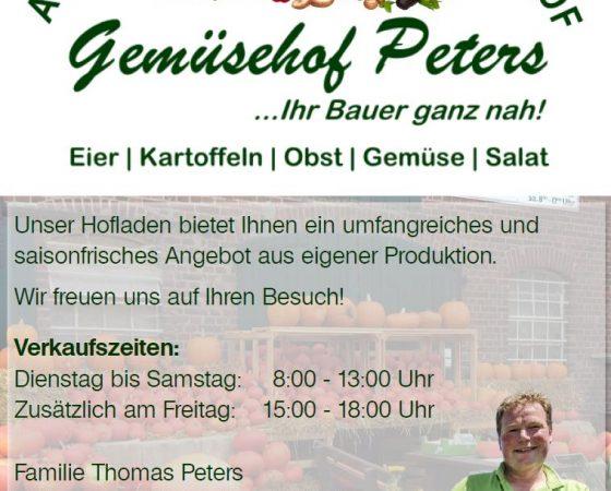 Gemüsehof Peters