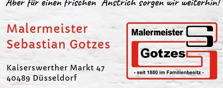 Malermeister Sebastian Gotzes