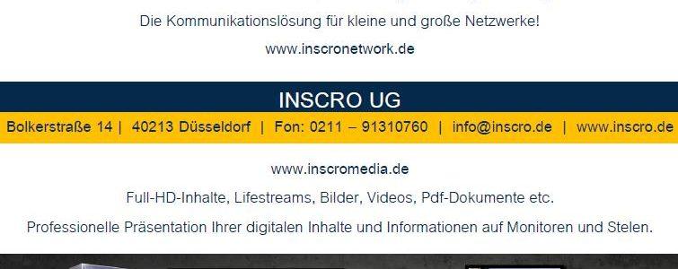 INSCRO – Softwareentwicklung