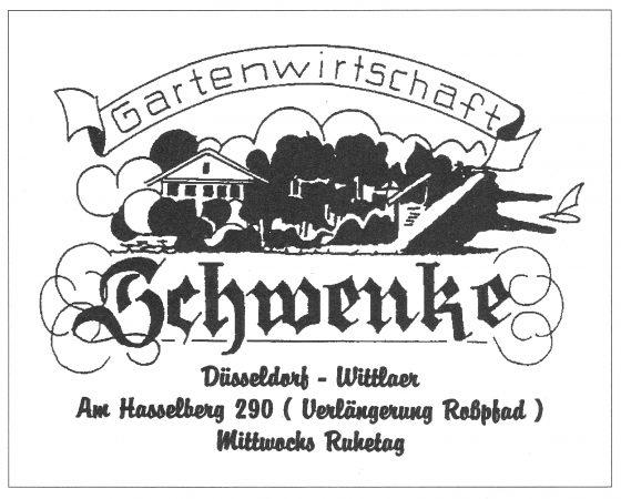Gartenwirtschaft Schwenke